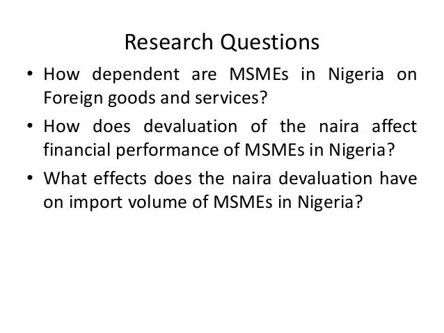 effect of devaluation of naira on Furthermore, one of the aftermath effect of devaluation of the naira is the balance of payments deficit balance payments is a summary of a country's financial transactions with the rest of the world.