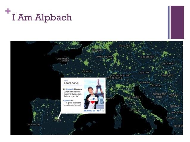 Alpbach Slide 3