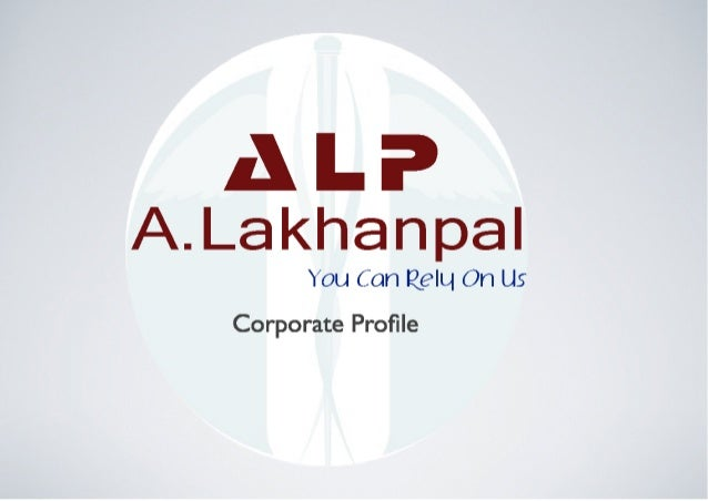 Our BackgroundALP was established in the heart of India, New Delhi.region.Ever since ALP has been the pioneer inintroducin...