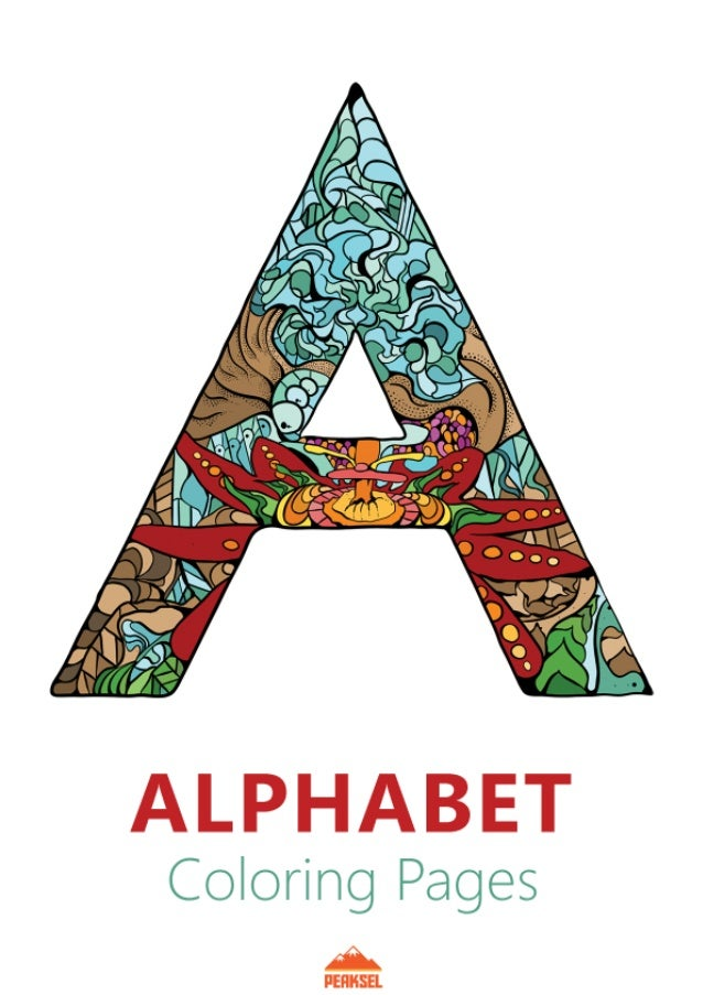 abc letters coloring pages coloring book free alphabet coloring ... | 903x638