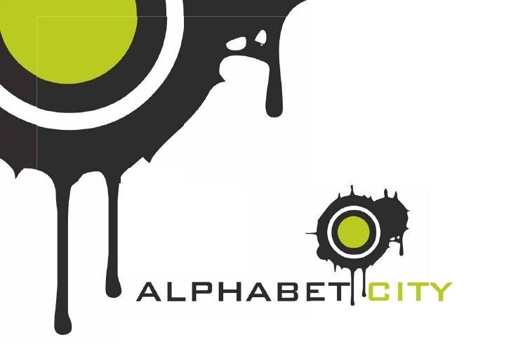 Gennaio 2003: da un'idea di Alessandro De Simone e Federica Aliano nasce Alphabet City S.r.l.  Gennaio 2004: esce The Grud...