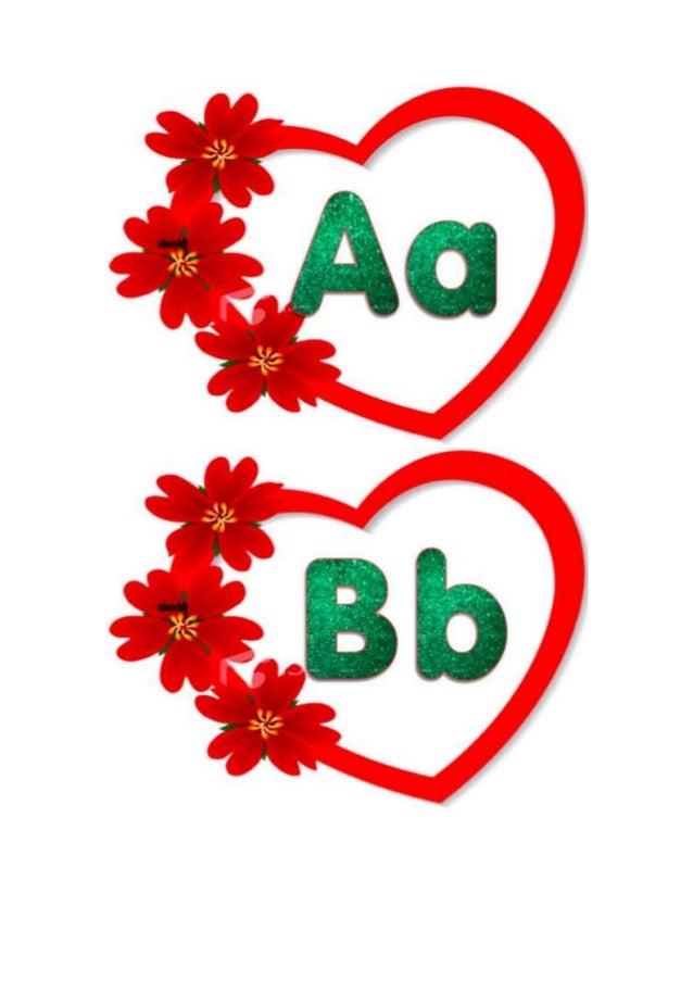 alphabet in love