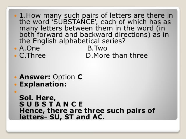 Alphabet Test Questions and Answers Alphabet Test for all Exam