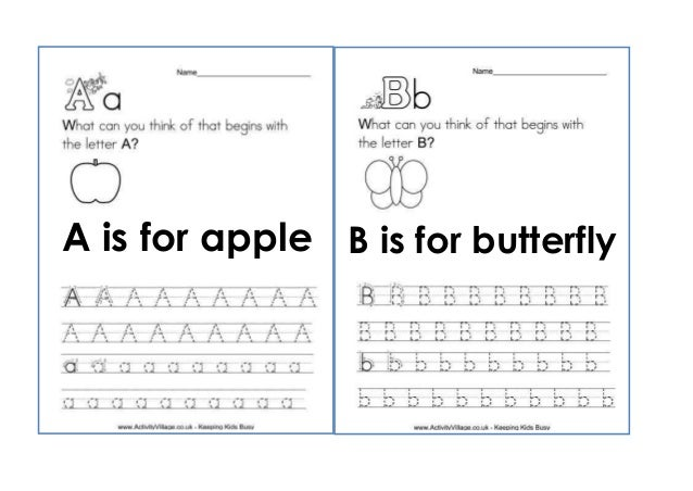 Not only letter tracing! This site has lists of all sorts for each ...