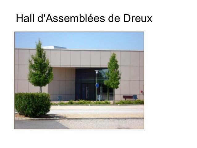 Hall d'Assemblées de Dreux