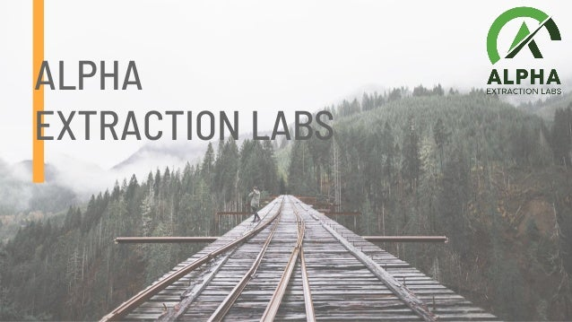 ALPHA EXTRACTION LABS