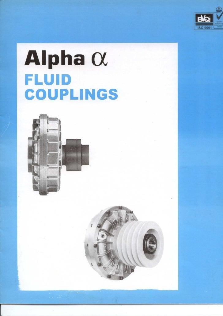 Alpha Fluid Coupling