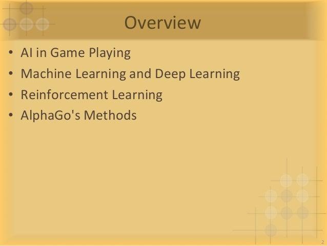 AlphaGo in Depth  Slide 2