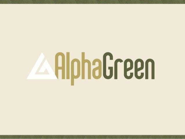 Conceito Alphagreen  AlphaGreen é Pure Inspiration. E Pure Inspiration é viver cercado de muito verde e água, num paisagis...