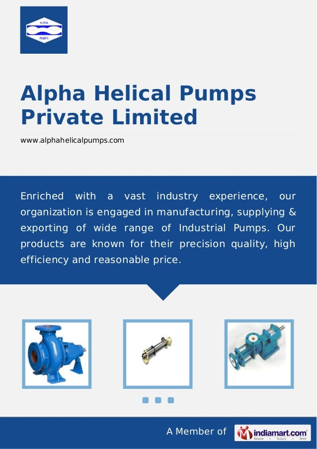 Alpha private limited