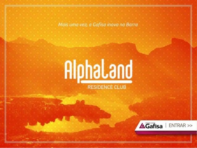 Alphaland Residence Club - Alphaville - Vendas (21) 3021-0040 - ImobiliariadoRio.com.br