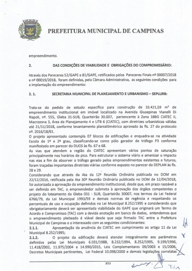 ALPHALAND/Escola Sabis-TAC do licenciamento Slide 3