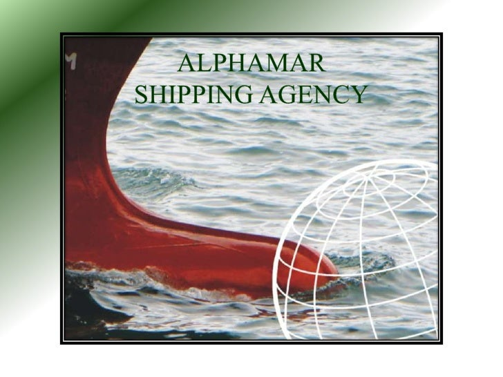 Alphamar is an independent                              company focused on port agency                              and st...