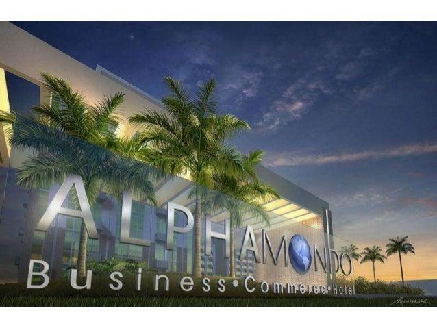 Alphamondo Hotel