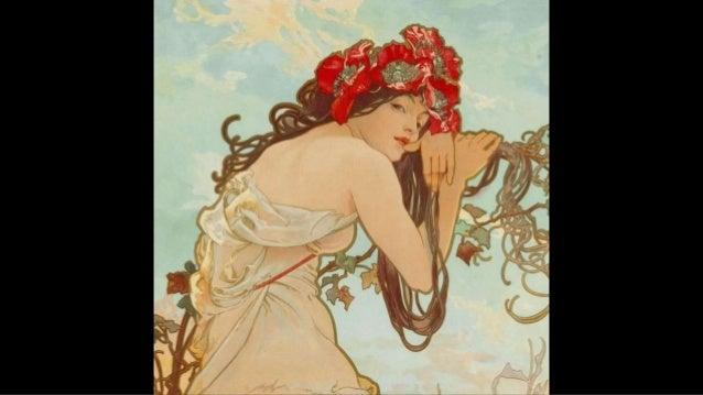 … dans le Paris de la Belle Époque Mucha impose ses affiches publicitaires et ses panneaux décoratifs … in the Paris of th...