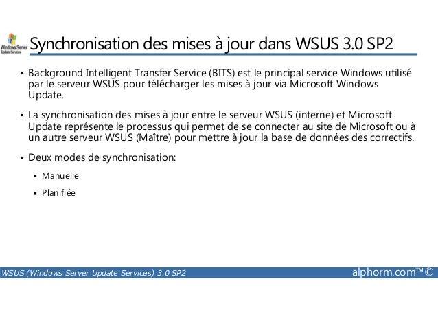 WSUS SP2 FRANCAIS 3.0 TÉLÉCHARGER