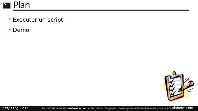 Alphorm.com Formation Scripting Bash avancé pour GNU/Linux