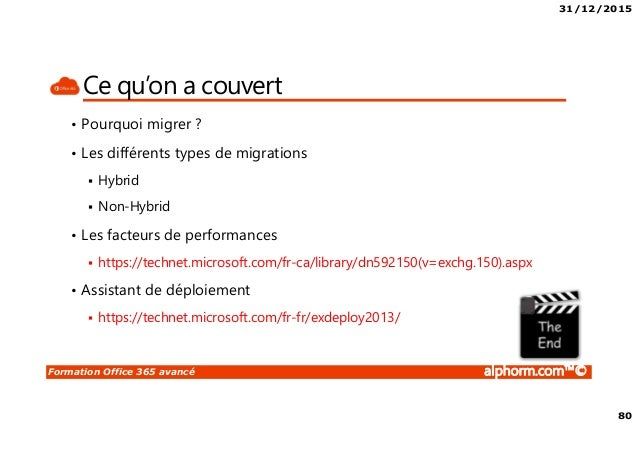 formation r avance