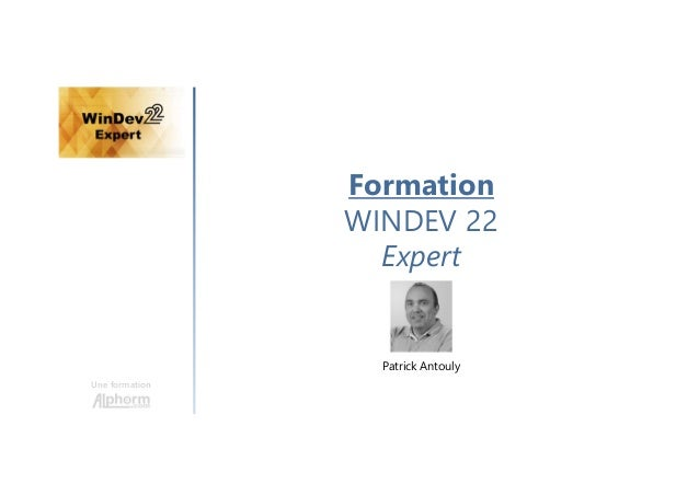 formation 22