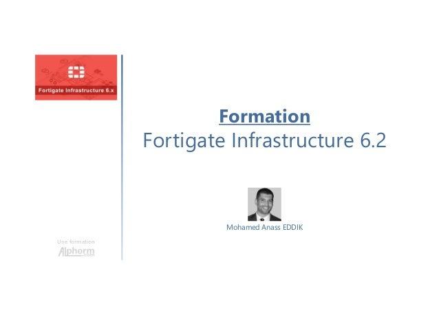 Alphorm com Formation Certification NSE4 - Fortinet