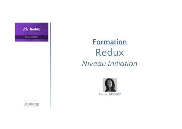 Alphorm.com Formation Redux : Niveau Initiation