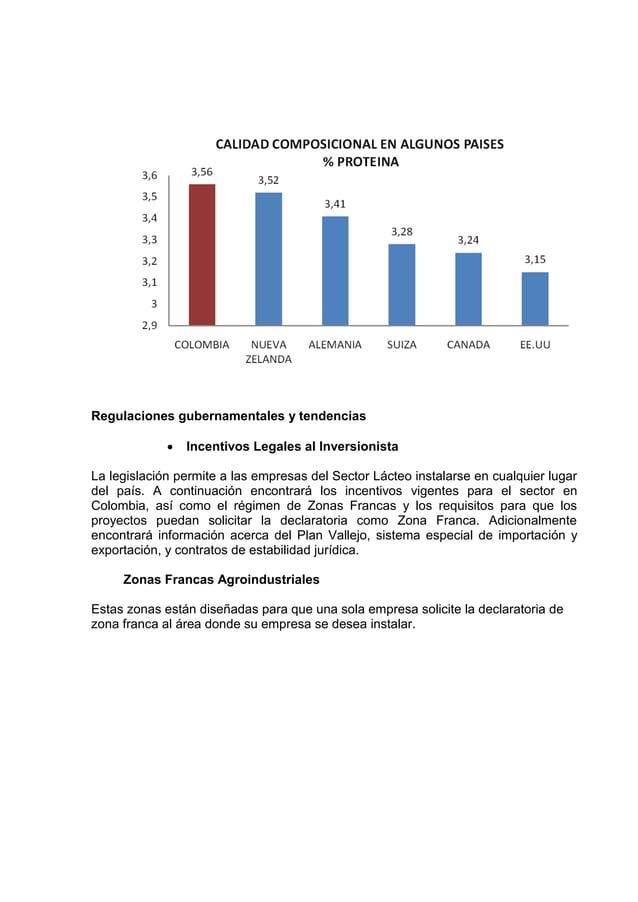 Regulaciones gubernamentales y tendencias Incentivos Legales al InversionistaLa legislación permite a las empresas del Se...
