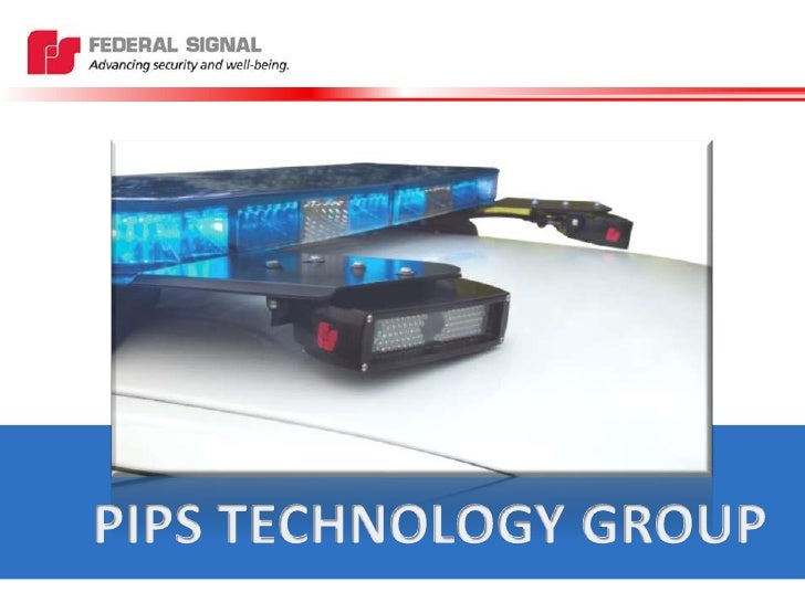 PIPS TECHNOLOGY GROUP<br />
