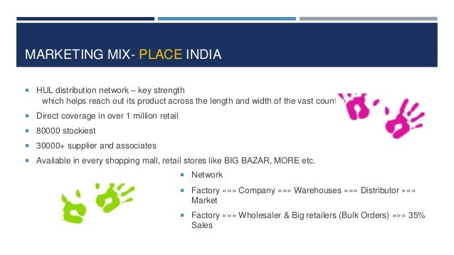 marketing mix indian context Preoccupation with the tactical workings of the marketing mix led to neglect of long term product development, so strategic marketing was born the focus was shifted from knowing everything about the customer, to knowing the customer in a context which includes the competition, government policy and regulations, and the broader economic .