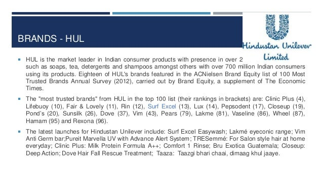 4ps of hul company Procter & gamble - statistics & facts procter & gamble, also known as p&g, is the biggest consumer goods company in the world it mainly manufactures laundry and cleaning supply products as well as products in the cosmetics and personal care sector.
