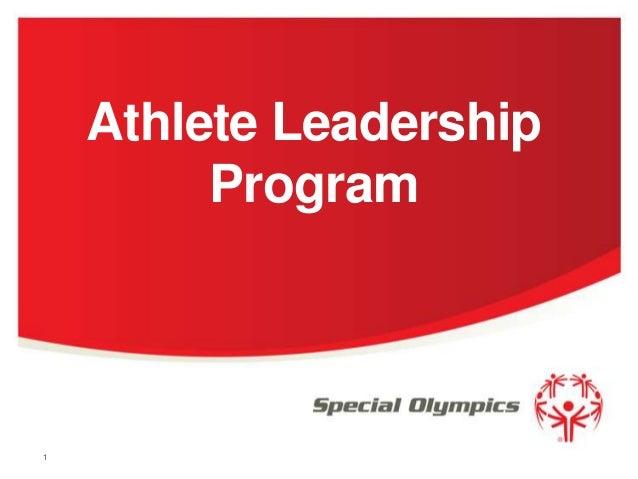 Athlete Leadership Program  1