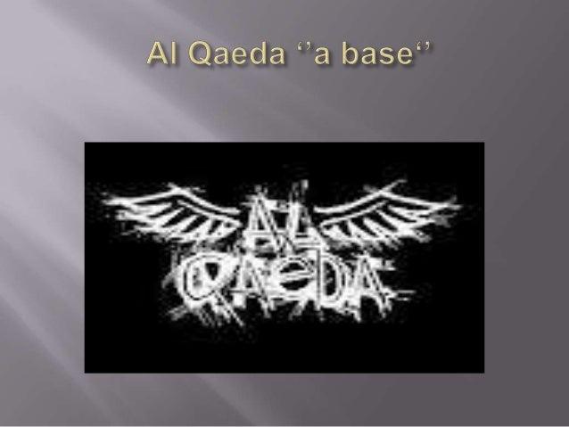 O que é : A Al Qaeda é uma rede terrorista internacional que ganhou destaque depois de lançar os ataques de 11 de setembro...