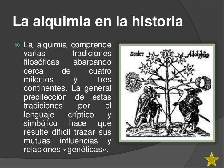 Resultado de imagen para Historia de la Alquimia