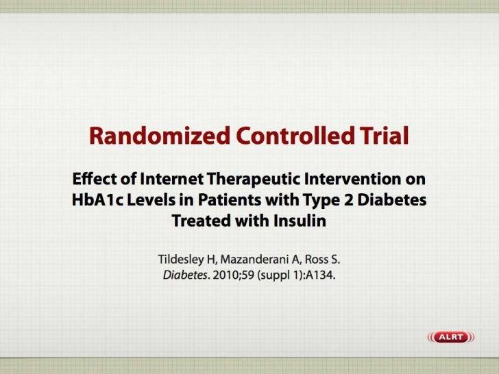 Alrt randomized controlled trial