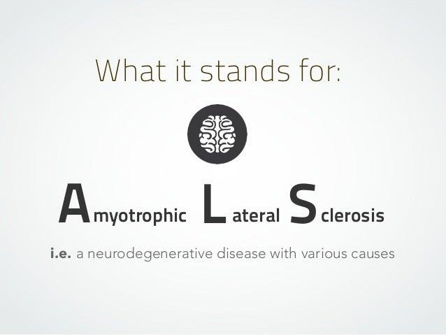 Why You Should Care About ALS @slidecomet @itseugenec Slide 8
