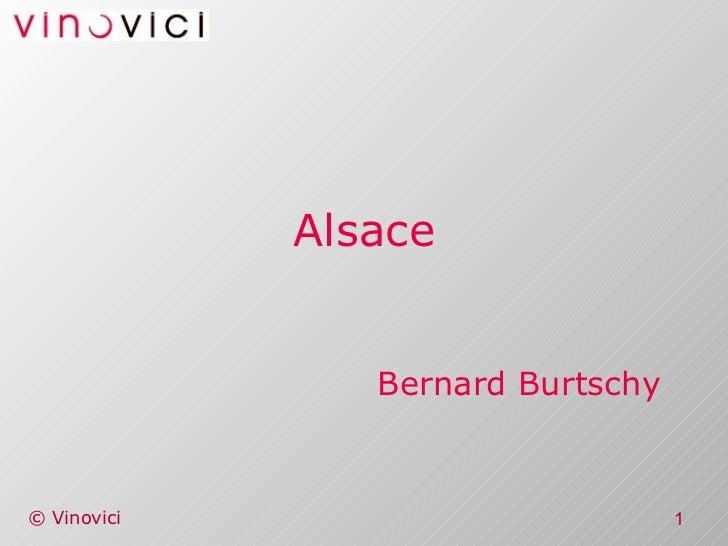 Alsace Bernard Burtschy