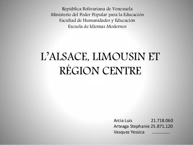 República Bolivariana de Venezuela Ministerio del Poder Popular para la Educación Facultad de Humanidades y Educación Escu...