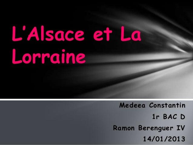 L'Alsace et LaLorraine           Medeea Constantin                   1r BAC D          Ramon Berenguer IV                 ...