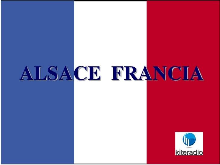 ALSACE  FRANCIA<br />