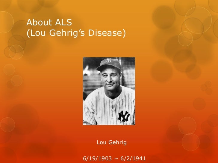 ALS- A cruel neurodegenerative disease