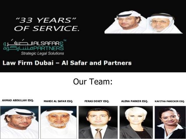 Al Safar And Partners