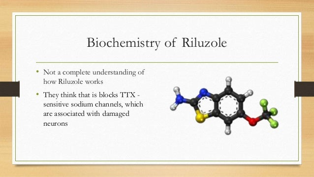 Rilutek (Riluzole): Side Effects, Interactions, Warning ...
