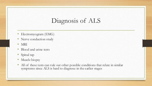 als case study View amyotrophic lateral sclerosis case study from nursing 342 at morgan amyotrophic lateral sclerosis case study scenario th is a 55-year-old man with an 8-month history of progressive muscle.