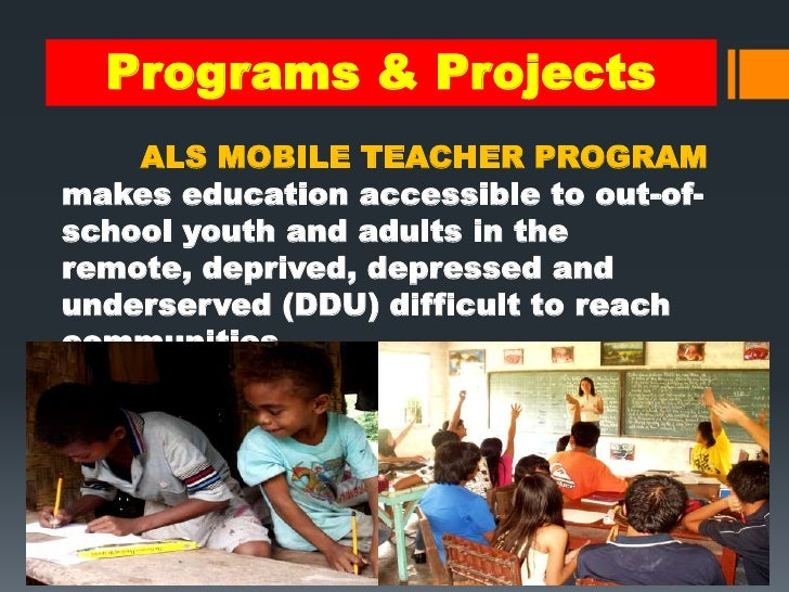 mobile teachers in the philippines