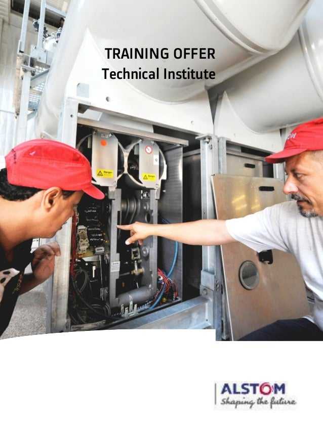 TRAINING OFFER Technical Institute