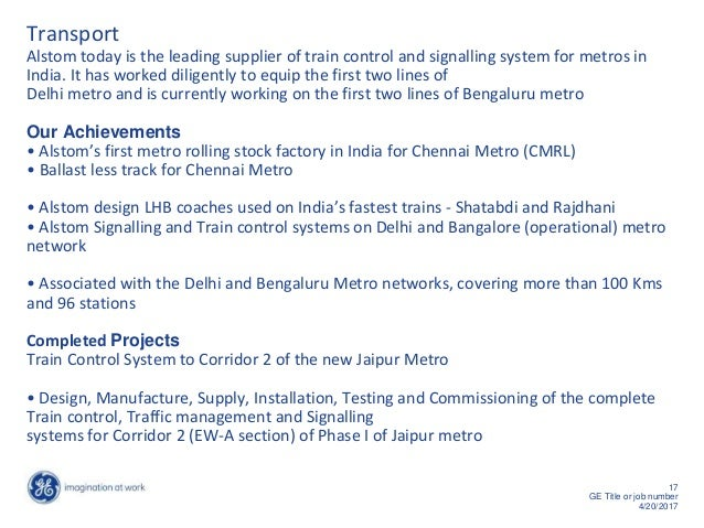 Alstom india on pune metro, hyderabad metro, kochi metro, rams 2012 metro, lucknow metro, beijing metro, bangalore metro,