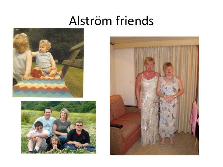 Alström friends<br />