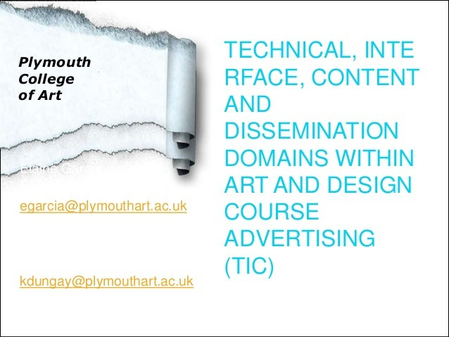 PCA Course Data Project…Plymouth                                         TECHNICAL, INTECollege                           ...