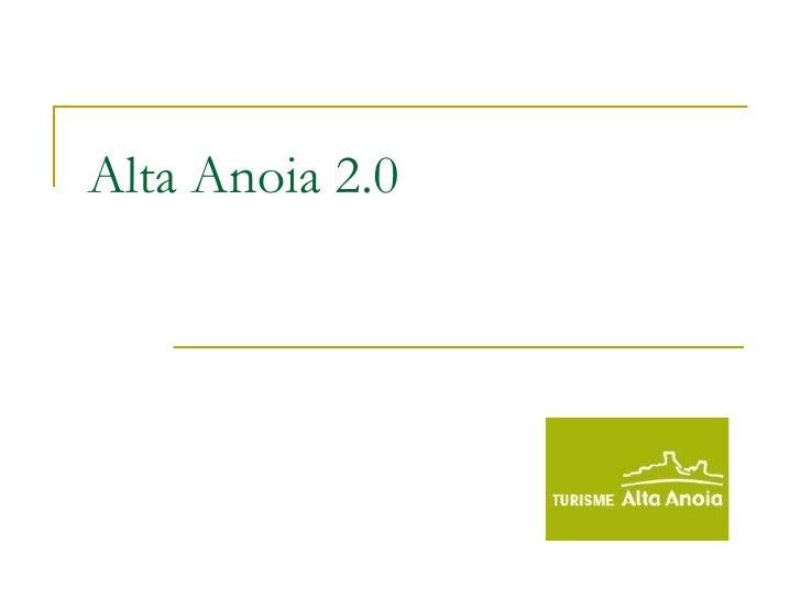 Alta Anoia 2.0
