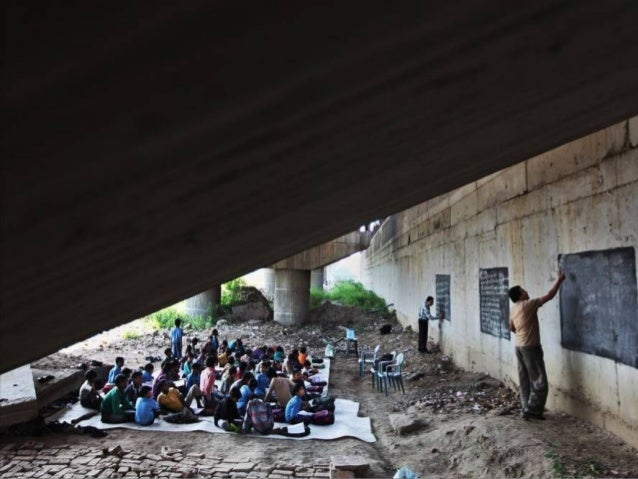 endcast Altaf Qadri Photojournalist: School Under Bridge In New Delhiimages credit www.Music Michael Jackson - The Lost Ch...