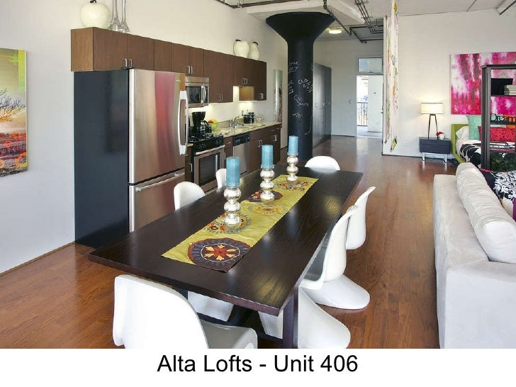 Alta Lofts - Unit 406